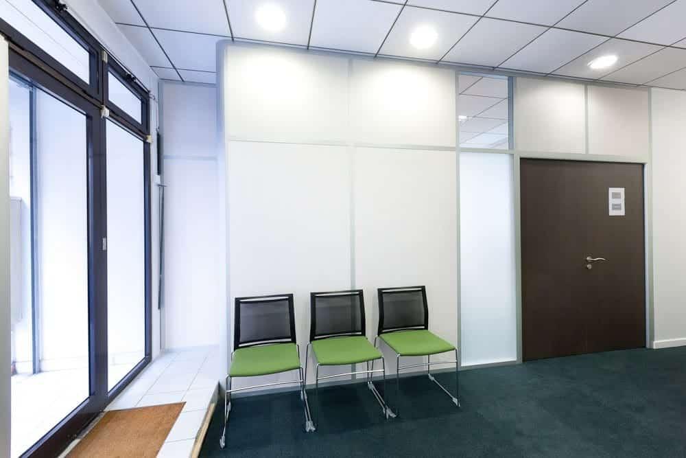 Fauteuil pour salle d'attente  Kytom, agencement de bureaux