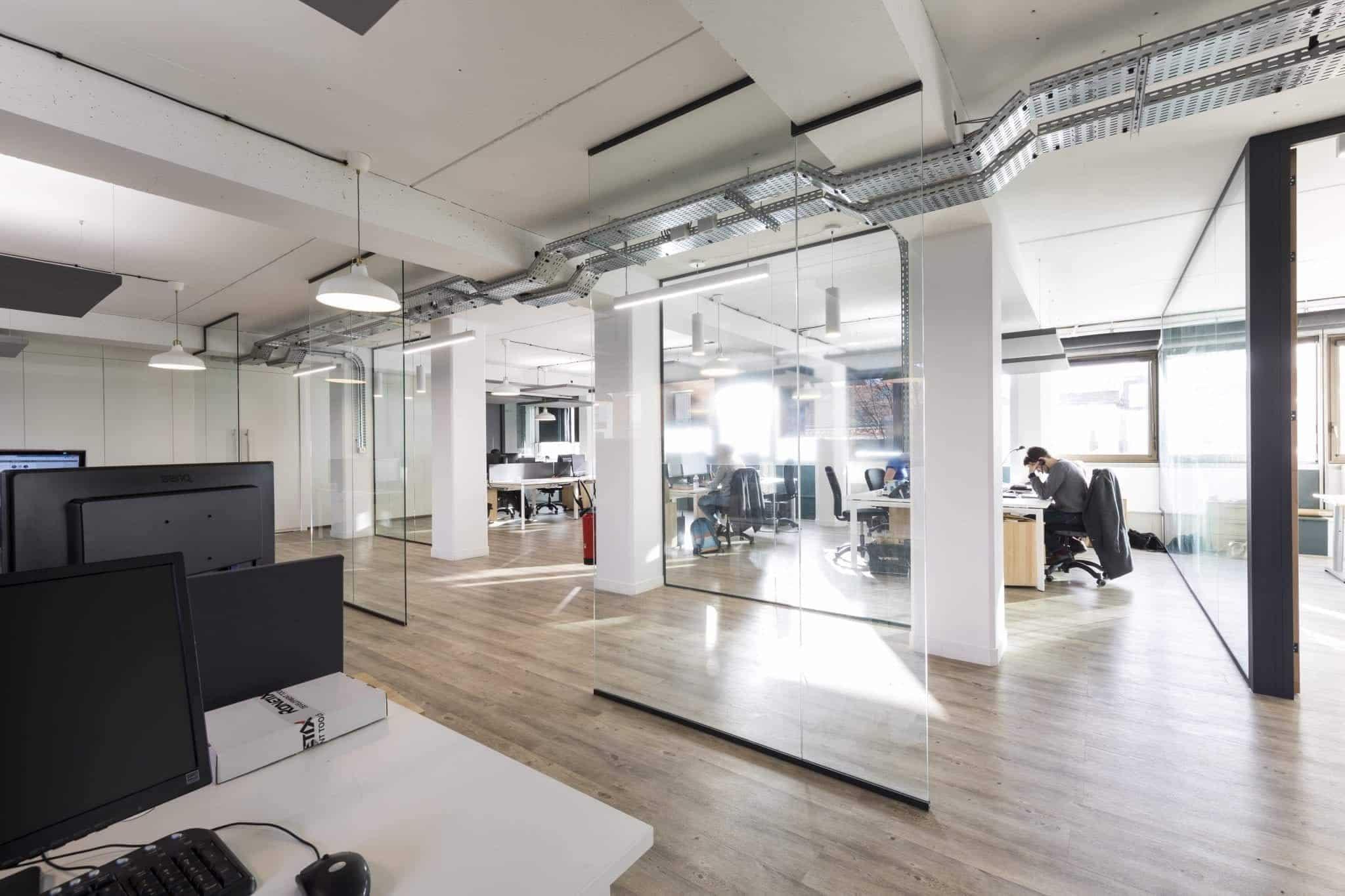 isolant open space bureaux