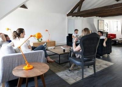 Design & Build 4uatre new offices