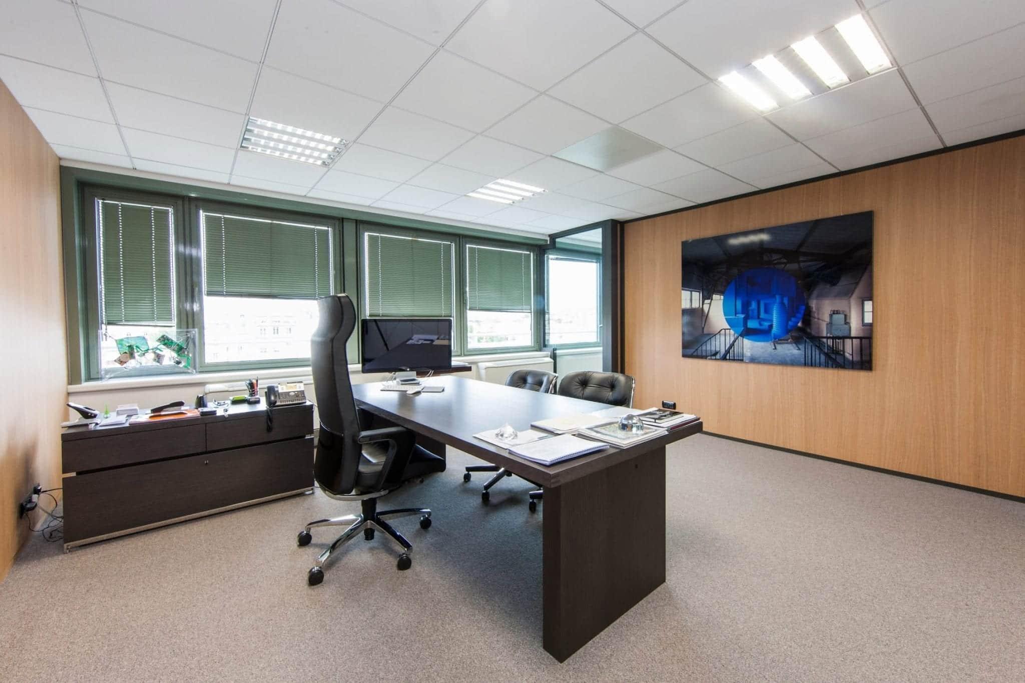 Isolation phonique dans les bureaux kytom - Isolation phonique bureau ...