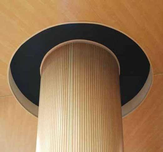 cloison bois doublage - agencement bureaux