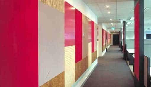 couleurs et espaces de travail