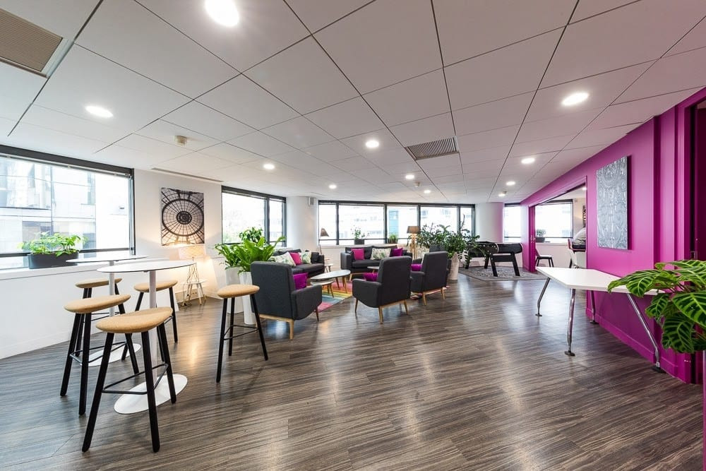 emergence coworking projet