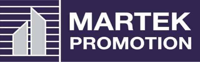 market promotion logo