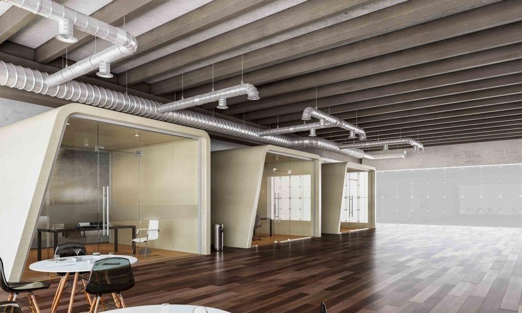 time lapse montage cloison placo platre pour cr ation de bureaux kytom. Black Bedroom Furniture Sets. Home Design Ideas