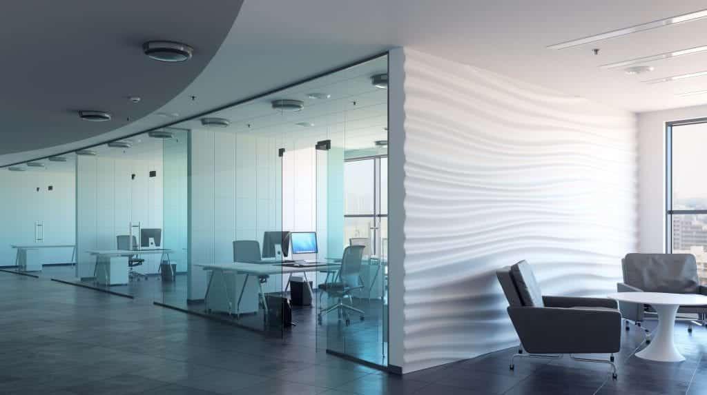 Cloisons amovibles pour isolation phonique entre bureaux - Isolation phonique bureau ...