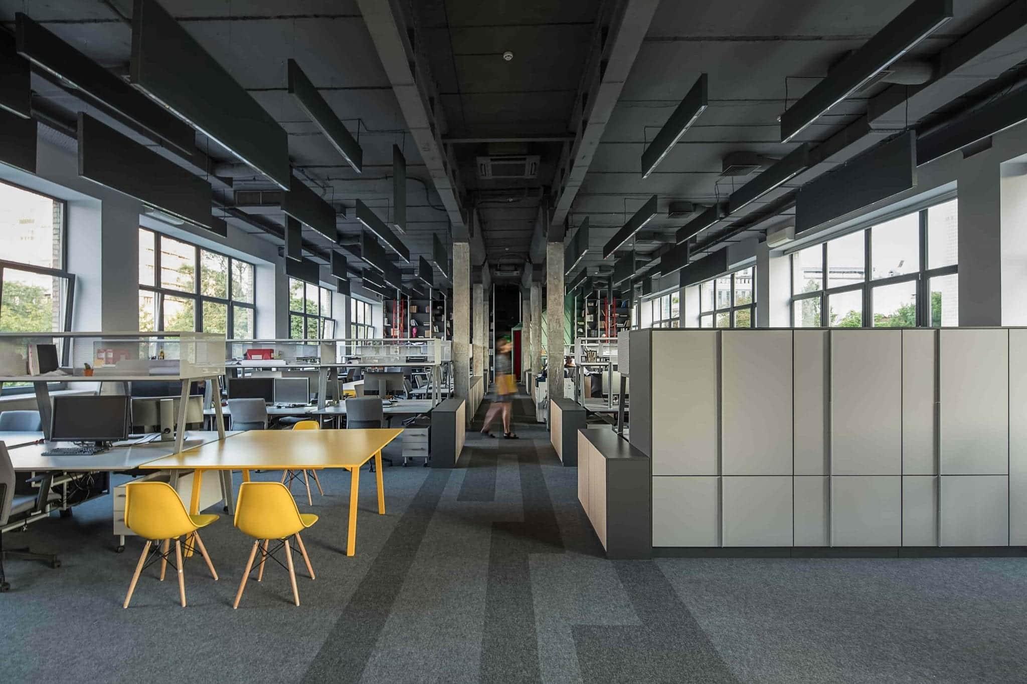 Moquette bureau Open-space