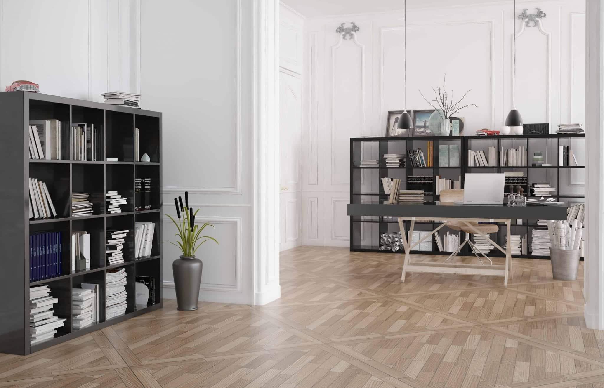 Plancher à dalle de sol Lino en pvc imitation parquet bois pour