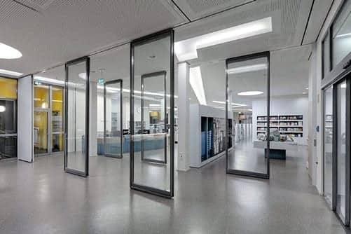 Mur Mobile pour séparation salles de réunion