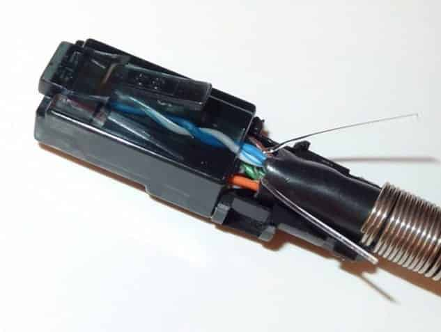 Identification lumineuse des prises RJ45