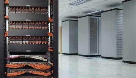 Armoires informatiques entreprise