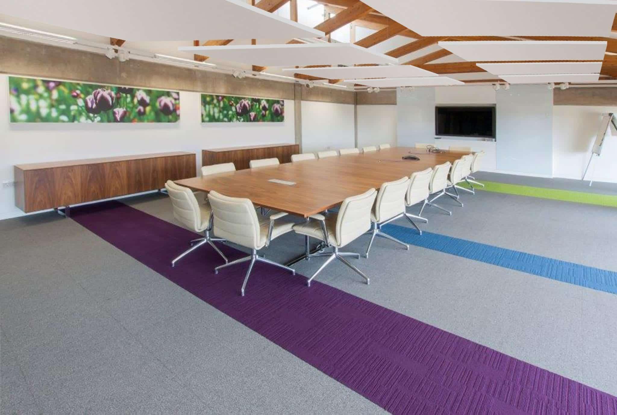 Moquette Salle de réunion - Bureaux