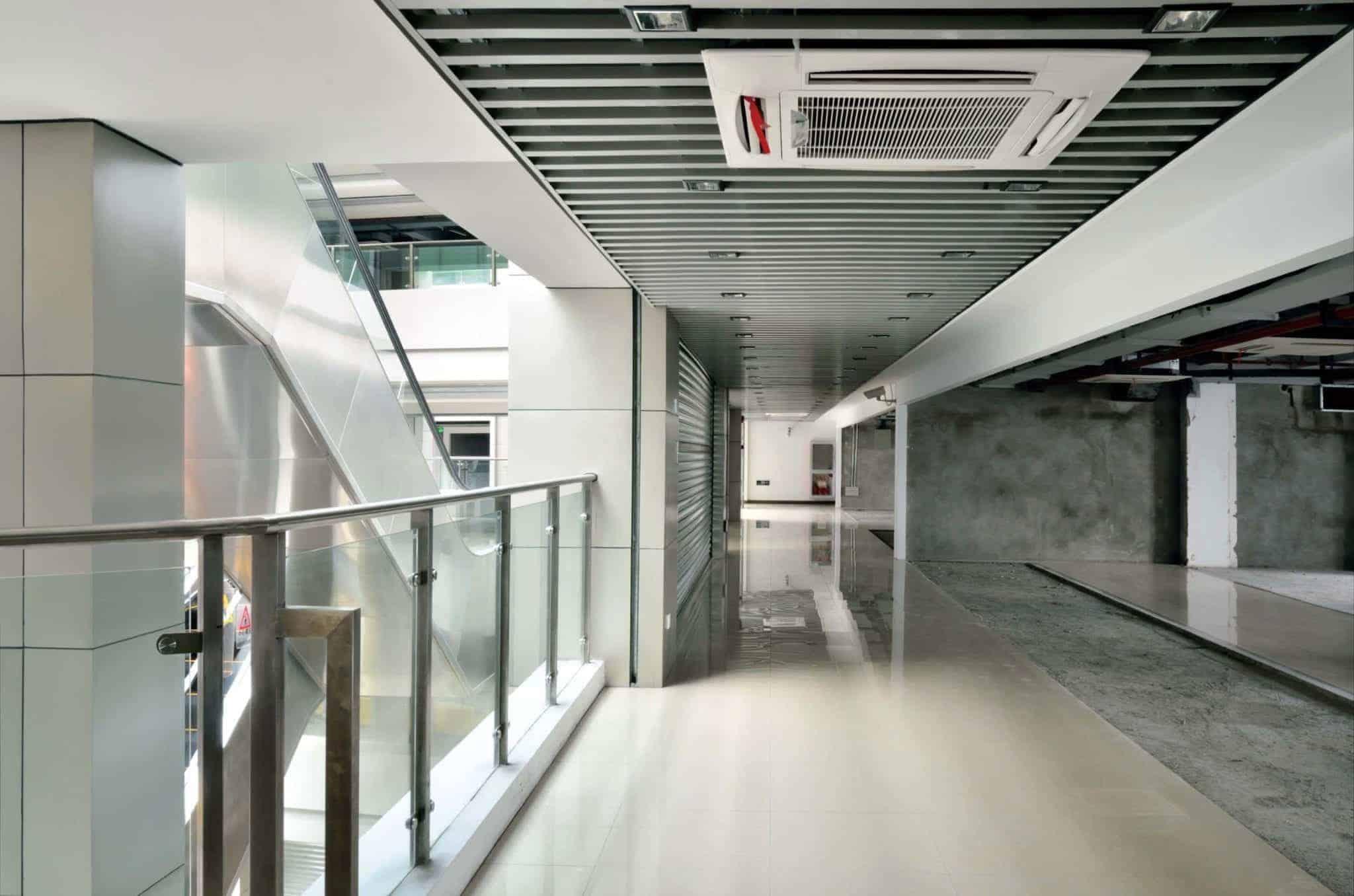 Climatiseurs multi splits pour climatisation bureaux