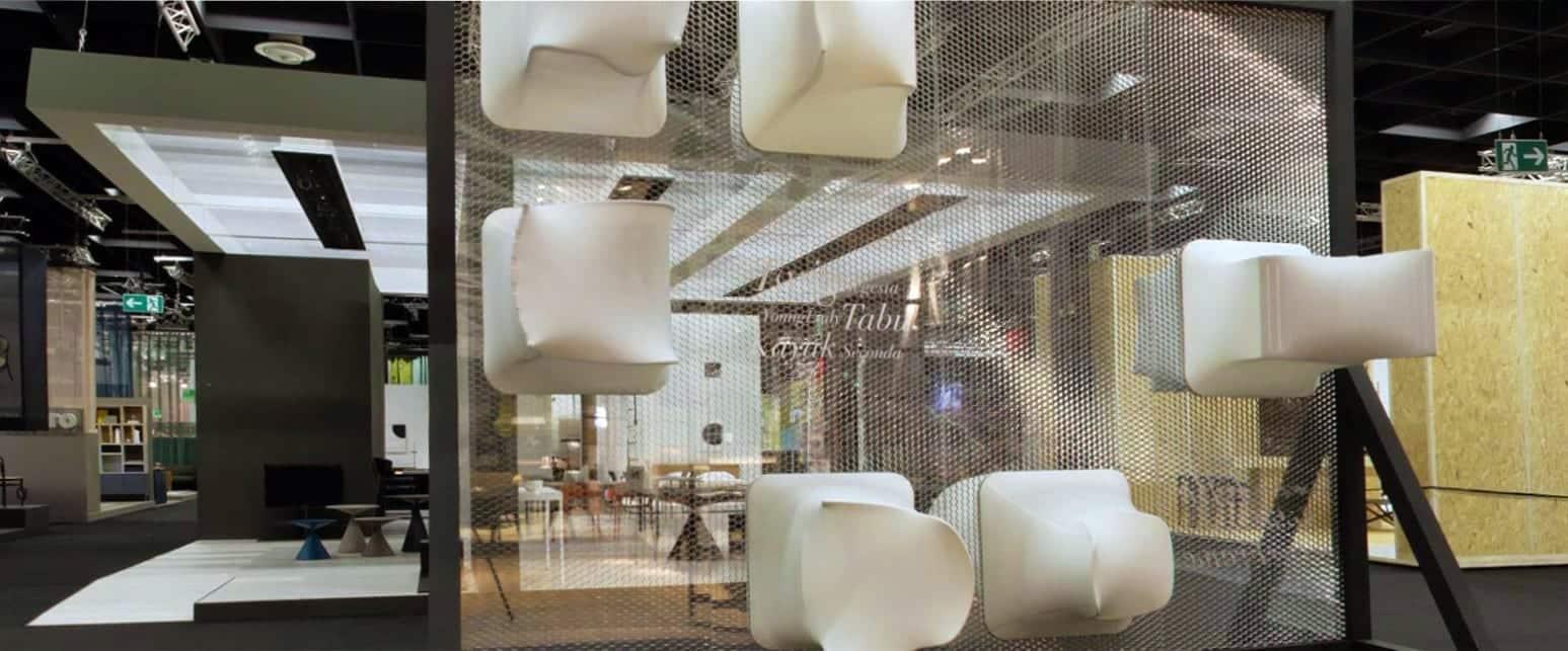 Cloison metacrylate acoustique pour bureaux