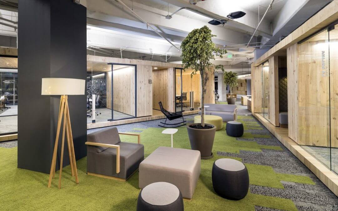 10 conseils pour l'aménagement de vos futurs bureaux