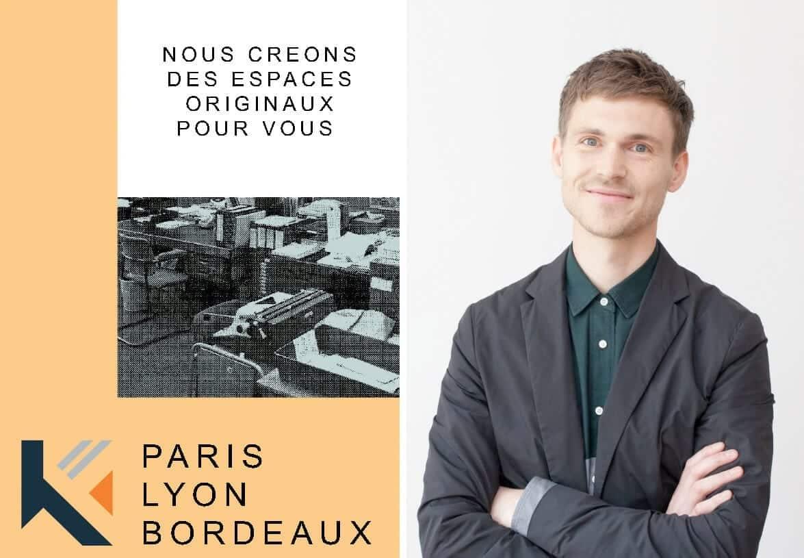 Space planner Paris pour études architecturales de bureaux