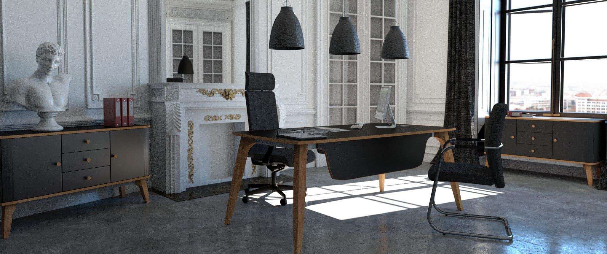 Table de bureau architecte