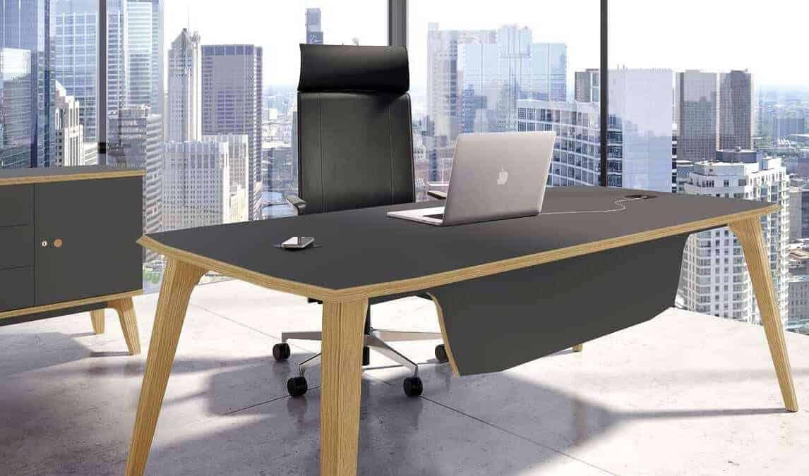 Table de bureau Organik pour entreprise