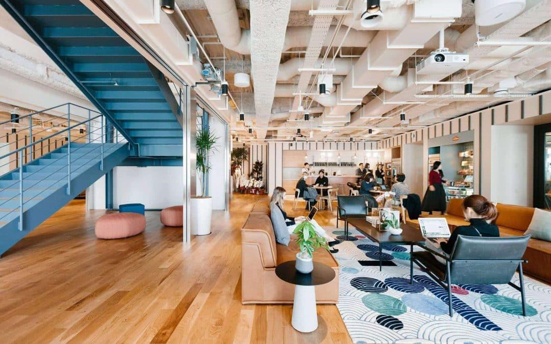 Tendances 2020 en aménagements de bureaux