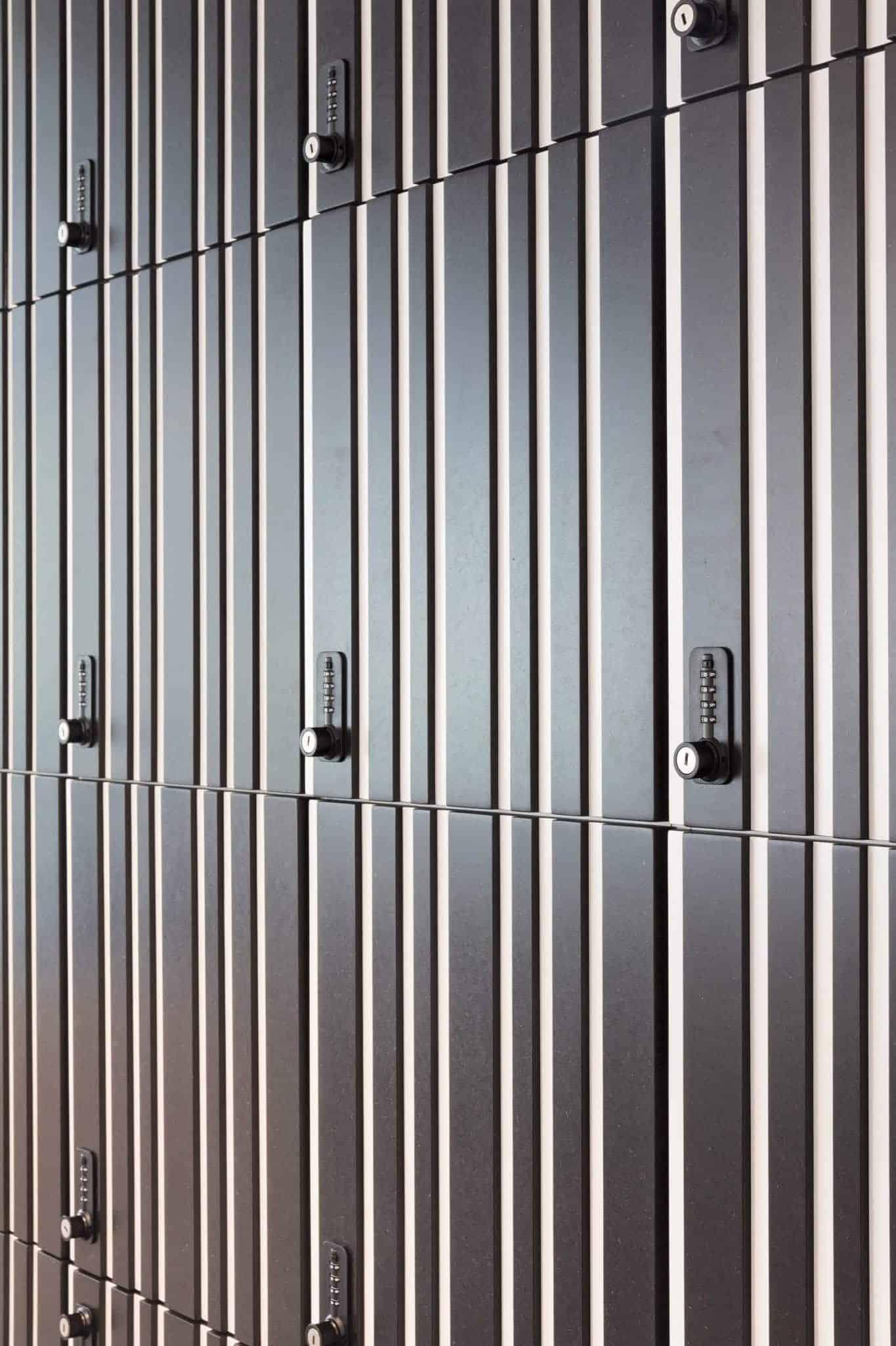 Casiers coworking pour aménagement de bureaux