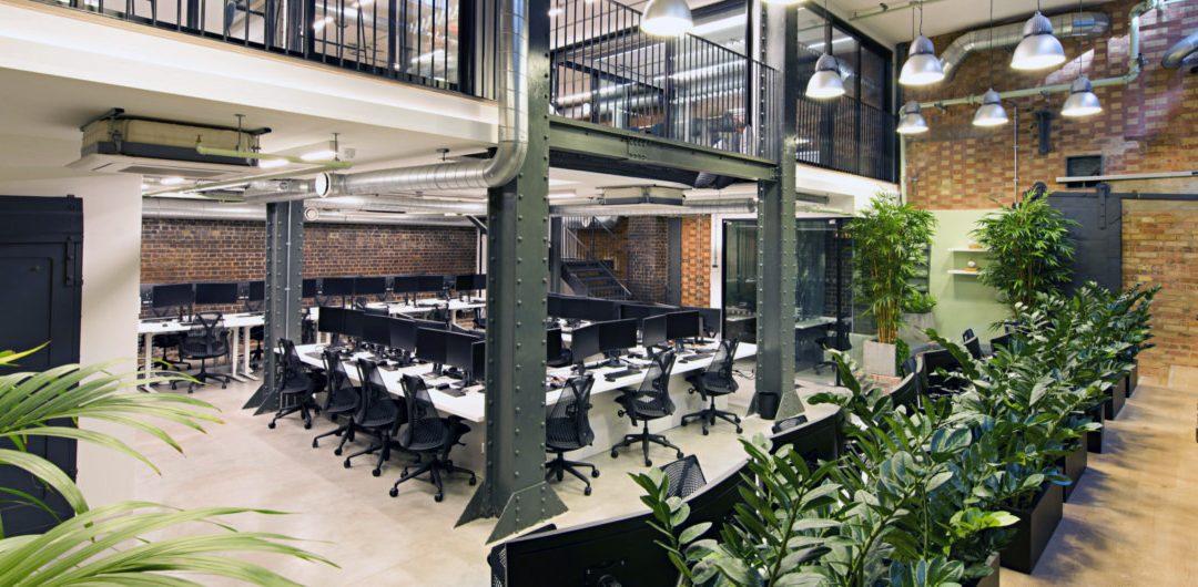 Pourquoi travailler dans des bureaux verts ?